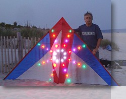 LED Night Kites
