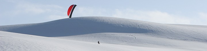 Ultimate SnowKiting